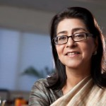 Naina Lal Kidwai, President, FICCI